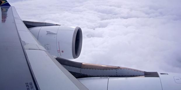 South African Airways. Photo / warrenski