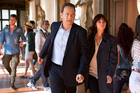 Tom Hanks and Felicity Jones star in the movie, Inferno.
