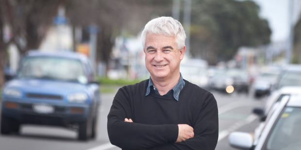 Loading Tauranga's new mayor Greg Brownless is gearing up for action. Photo/Andrew Warner.