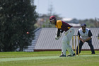 TOP PERFORMER: Bharat Popli impressed for Central Indians in their defeat on the weekend. Photo/ George Novak.