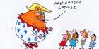 View: Cartoon: Evil clown panic worsens