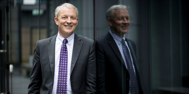 Newly elected Auckland Mayor Phil Goff. Photo / Dean Purcell