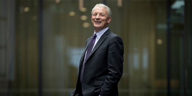 Loading Newly elected Auckland Mayor Phil Goff. Photo / Dean Purcell