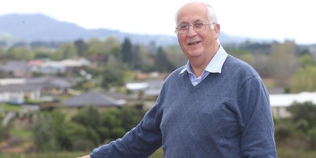 David Marshall (Katikati-Waihi Beach Ward)