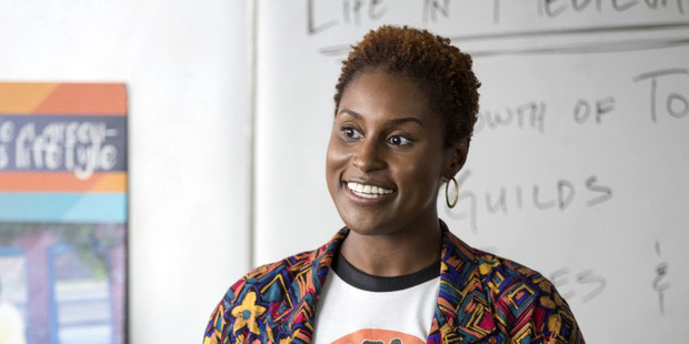 Loading Issa Rae as Issa in HBO's new series Insecure.