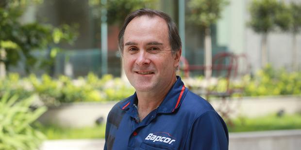 Loading Bapcor CEO Darryl Abotomey. Photo / Doug Sherring