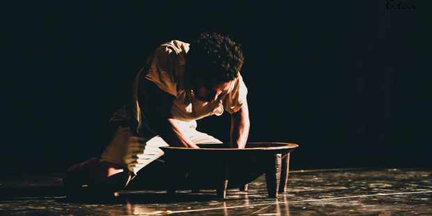 VOU Dance Fiji's VU attempts to carve out a dialogue between the past and the present, the ancestral beings and the people.