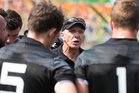 Coach Gordon Tietjens after the defeat to Japan at the Rio Olympics. Photo /photosport.nz