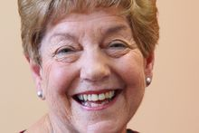Gloria Webby is a newcomer to the council table, representing urban voters.