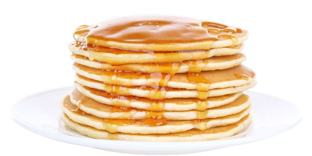 """The printer used standard pancake batter as its """"ink"""" and printed it on to a non-stick hot-plate. Photo / 123RF"""
