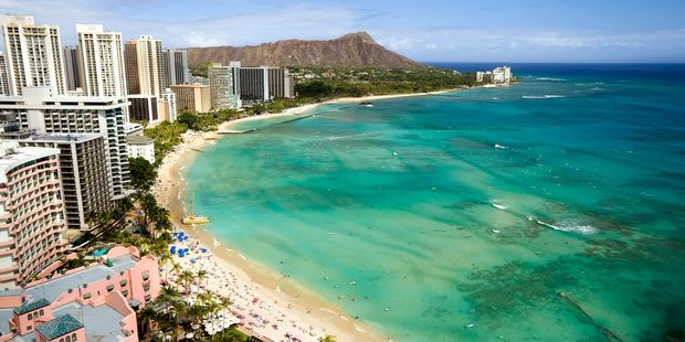 Kiwi holidaymakers enjoy big savings by travelling to Honolulu in February.