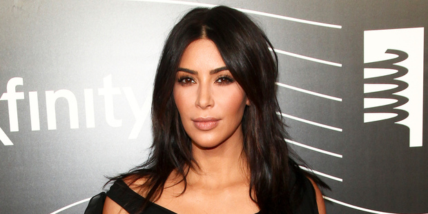 Kim Kardashian West has reportedly hired ex-Secret Service as security to protect her. Photo / AP
