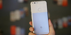 The new Google Pixel phone, a challenge to Apple and Samsung. Photo / AP