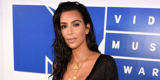 TV personality Kim Kardashian West was attacked and robbed in Paris. Photo / AP