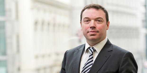 Financial Markets Authority CEO Rob Everett.