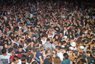 Thousands of high spirited revellers saw in New Year's Eve at Mount Maunganui Main Beach. Photo/file