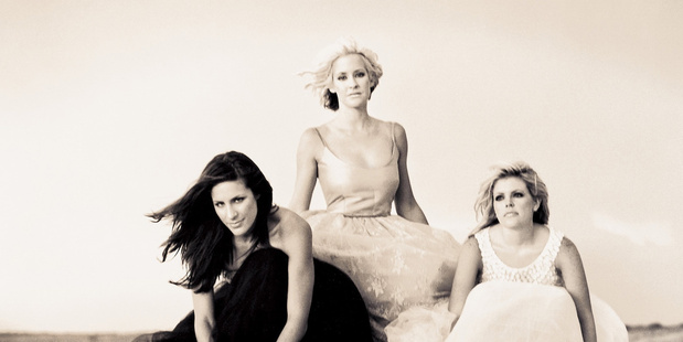 Loading STARS: Country music group Dixie Chicks will perform at next year's Mission Concert. PHOTO/SUPPLIED