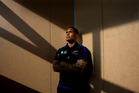All Black Aaron Smith faces many repercussions for a sexual tryst in a Christchurch Airport disabled toilet. Photo / Brett Phibbs