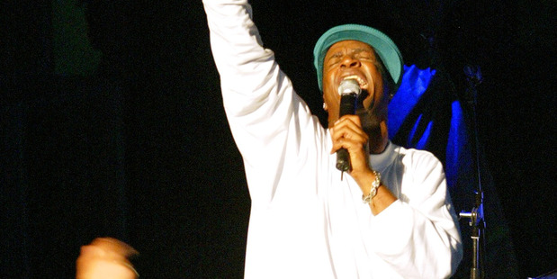 Grand Master Flash is set to perform at the upcoming Bay Dreams music festival. Photo / Ollie Dale