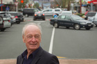 Mayoral candidate Rob Kent responds to comments from Reynold Macpherson. PHOTO/FILE