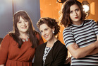 Laura Daniel, Jackie Van Beek and Rose Matafeo star in the television series Funny Girls.