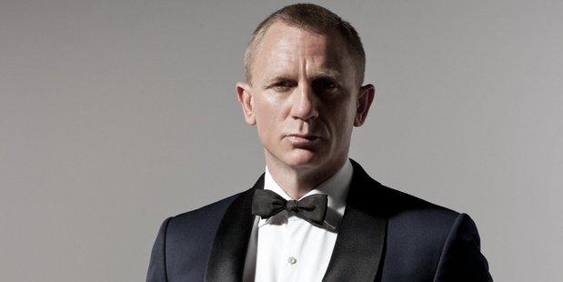 Daniel Craig as James Bond in Skyfall. Photo / Supplied