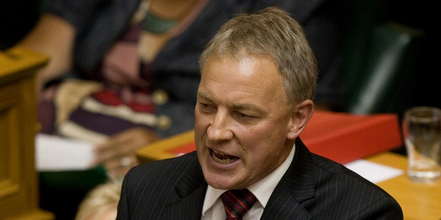 Phil Goff as leader of the opposition in 2010. Photo / Mark Mitchell