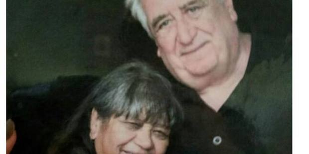 Mona Tuwhangai and her husband, Maurice O'Donnell, who were found dead at their home near Kawhia on Friday night. Photo / Supplied