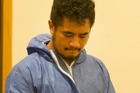 Kawerau police shooting accused Rhys Warren appeared in the High Court at Tauranga yesterday. File/Photo.