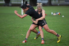 Sarah Goss  and Kelly Brazier, who won silver medals at the Rio Olympics, have been included in the Black Ferns squad to take on Australia.