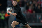 Aaron Cruden will know by next week whether he is staying with the All Blacks, or heading to France. Photo / Getty