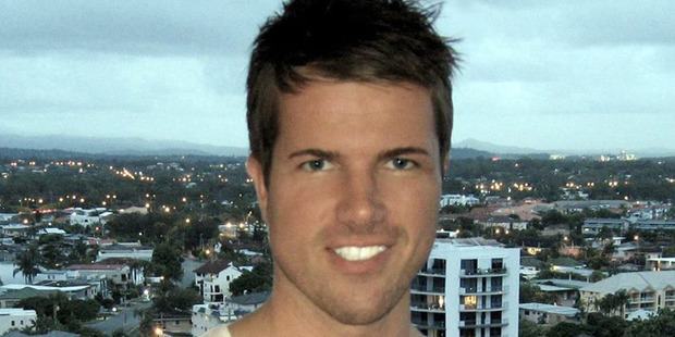 Gable Tostee denies throwing Warriena Wright from a balcony after their Tinder date. Photo / Facebook