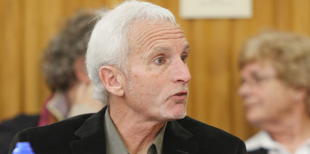 Former Whanganui mayor Michael Laws has won a seat on the Otago Regional Council. Photo / File