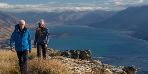 James Cameron, Hollywood director, fronts a new global campaign by Tourism New Zealand in key international markets.