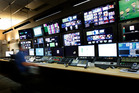 Sky Network Television shares fell 2.2 per cent to $4.88. Photo / Sarah Ivey