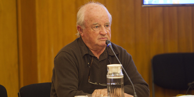 New health board member Graham Adams wants action on dialysis.