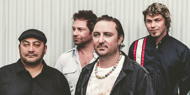 The Feelers are set to take on Dragon and Mi-Sex on this year's Clash of the Titans tour.