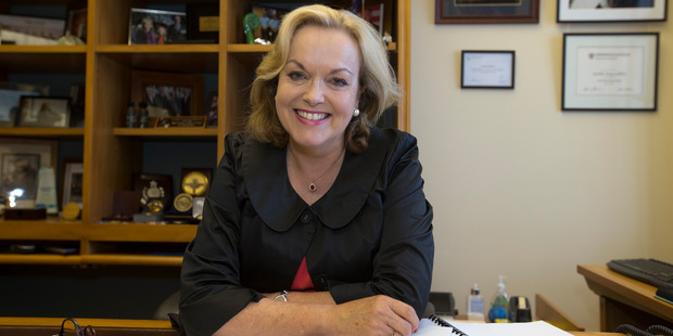 Judith Collins has suggested more cops may be on the way. Photo / File