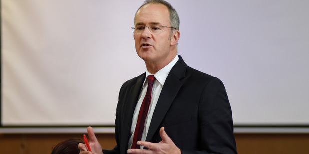 Labour housing spokesman Phil Twyford is worried that Housing New Zealand could divest itself of too much land. Photo / George Novak