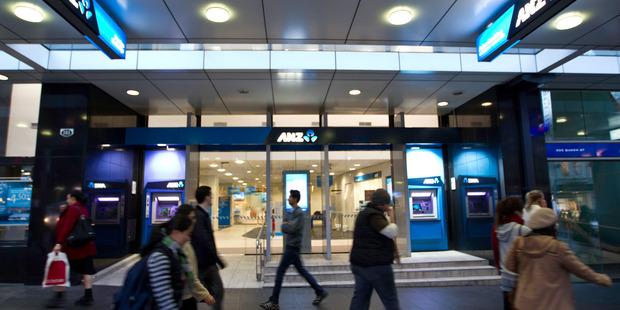 ANZ says switching banks would be easier if customers could take their account numbers with them.  Photo / Richard Robinson