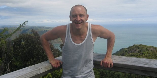 Murder victim Dean Clark, who was killed by a mental health patient in June 2012. Photo / supplied