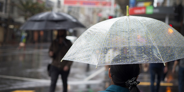 Loading Rain is expected in northern and eastern parts of the North Island today. Photo / Nick Reed