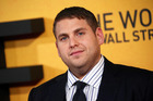 US actor Jonah Hill. Photo / AP