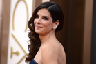 Actress Sandra Bullock. Photo / AP