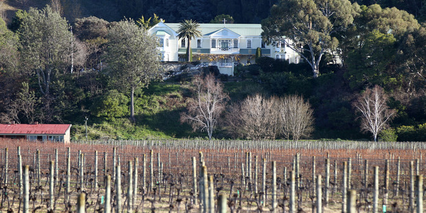 Hawke's Bay is hosting the annual national conference of the New Zealand Association of Resource Management, held at the Mission Estate. Photo/File