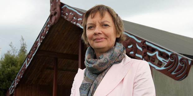 TRIUMPH: U-Turn Trust CEO Ana Apatu has won a seat on the Hawke's Bay District Health Board. PHOTO DUNCAN BROWN