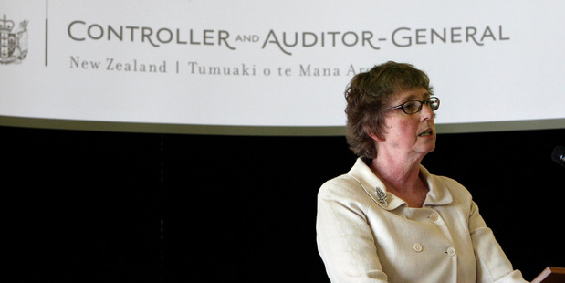 """Auditor-General Lyn Provost says significant improvement in Maori achievement was a """"realistic objective"""". Photo / File"""