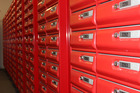 NZ Post says it takes the security of mail very seriously, after a number of incidents involving postal deliveries. Photo / File