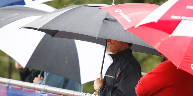Brollies will be the order of the week in Northland with intermittent showers predicted by WeatherWatch. Photo/File