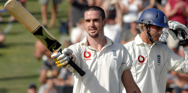 Kevin Pietersen is joining the Channel Nine commentary team. Photo / File